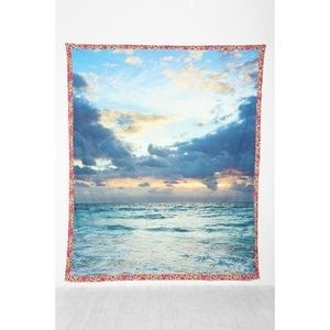 Urban Outfitters Ocean Tapestry